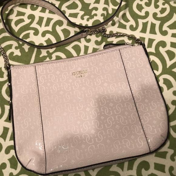 b34a634d8a Guess Handbags - Guess Kamryn Logo-Print Crossbody